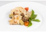 Филе куриное запеченое с овощами