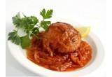 Тефтель в томатном соусе